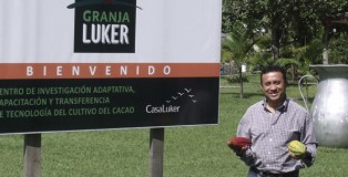 Juan Carlos Arroyave, Director of the farming department of GranjaLuker (Colombia)