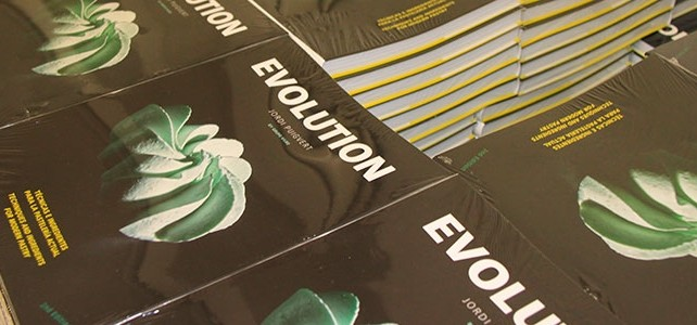 Launch of second edition of Evolution