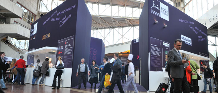 Sirha 2015 will focus on world-wide trends such as Glocal and Street Food in its renovated Food Studio