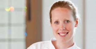 Pastry chef Marike Van Beurden