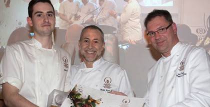 Alistair Birt, candidate at the World Chocolate Masters representing the UK and Ireland