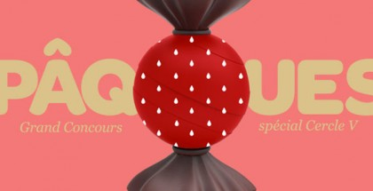 Concours Paques Valrhona
