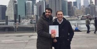 José Romero and Alberto Ruiz. American tour