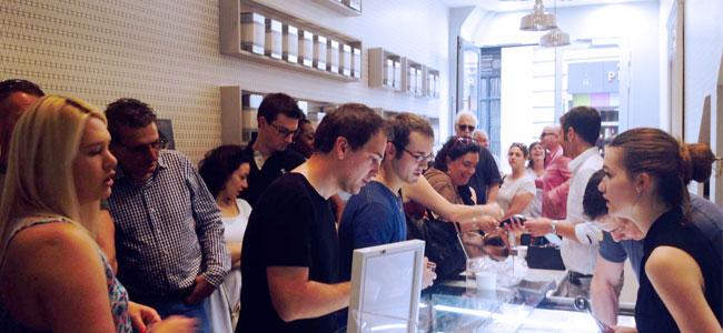 Une Glace à Paris, Ryon and Ménard's new ice cream shop