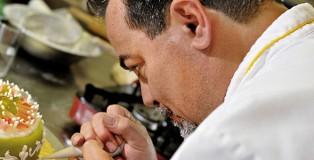 Biagio Settepani working