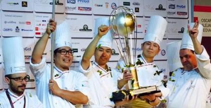 Japan wins World Pastry Chocolate Ice Cream Championship
