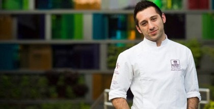 Andrés Lara, Asia-Pacific Regional Chef Cacao Barry, one of the chefs who will teach courses at the academy