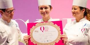 Silvia Federica, italian Pastry Queen
