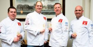 UK Pastry team Coupe du Monde de la Pâtisserie