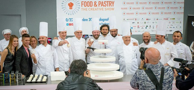 Food & Pastry – The Creative Show, tradition and innovation in Bologna