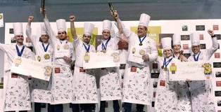 podium European Pasty Cup