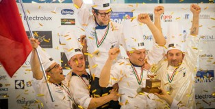 Italy, winner Gelato World Cup 2016
