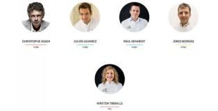 Judges of Patissier of the Year Australia