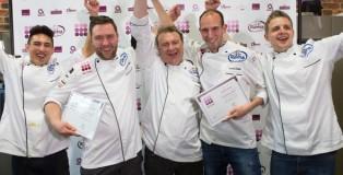 winners prefinal Achern Patissier des Jahres