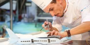Campeonato mundial pastelería en Host