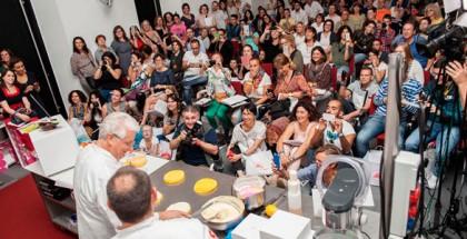Iginio Masari in Sweety of Milano