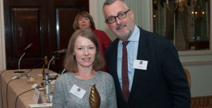 Shelly Preston, Chocolate Entrepreneur Award