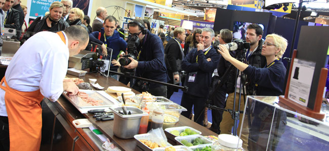 Culinary trends and the future of restaurants in Sirha 2017