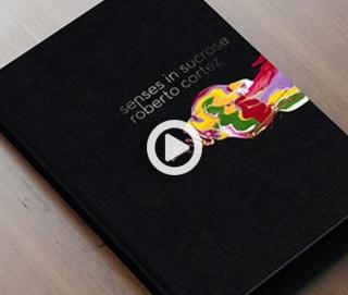 """Senses in Sucrose"", Roberto Cortez's first book"