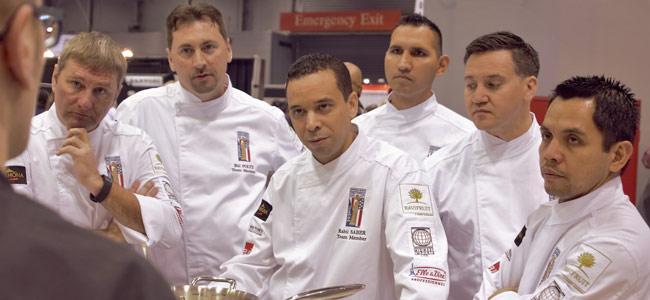The USA's training program to win the Coupe du Monde de la Pâtisserie