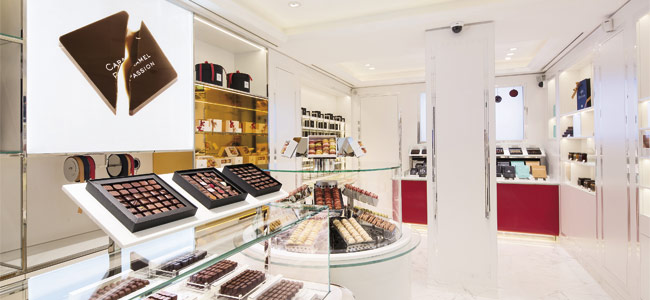 Boutique Pierre Marcolini