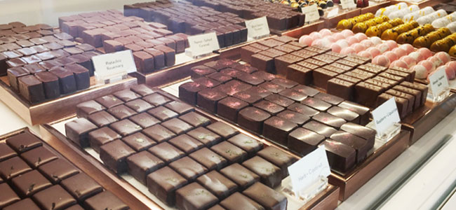 Kreuther Handcrafted Chocolate. Timeless flavors and work through modern eyes