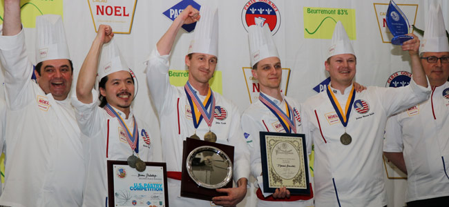 John Cook shines in a revamped  US Pastry Competition 2017