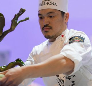 The 5 countries which have directly qualified for the Coupe du Monde de la Pâtisserie 2019