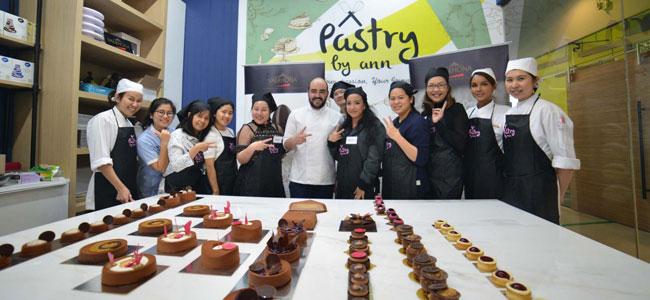 International Chefs in Pastry by Ann's Training Program in Bangkok