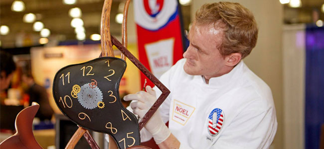 The US Pastry Competition 2018. The Great Race