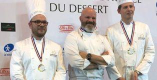 winners Championat France du Dessert 2017