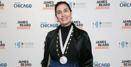 Ghaya Oliveira, Outstanding Pastry Chef