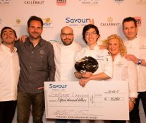 Jury savour patissier of the year 2017