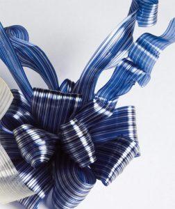 pulled sugar blue. Paco Torreblanca