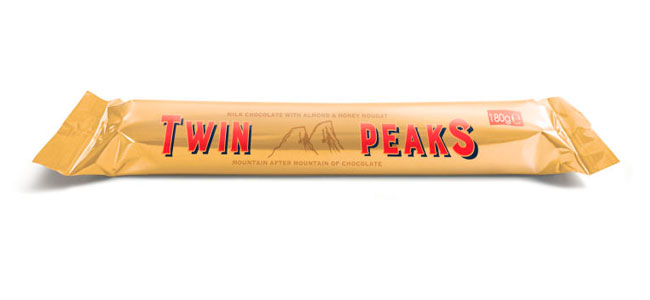 Twin Peaks launch delayed due to Toblerone