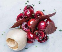 cherry's cédric grolet