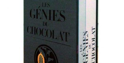 """fragment cover """"Les Génies du Chocolat"""""""