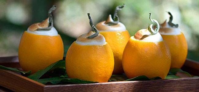 Tarte au citron, Lemon Verbena by Nobuhiru Koto