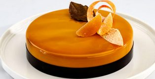 Best entremet by Cuyugan. Savour Patissier of the Year