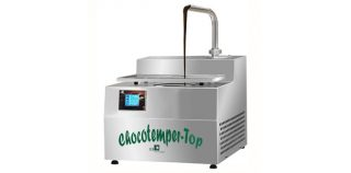 Chocotemper TOP-11: The biggest compact tempering machine