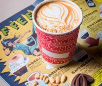"Brooklyn Roasting Company: ""Peanut Butter and Coffee Hot Chocolate"""