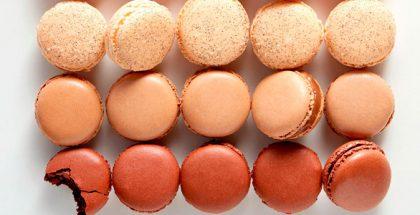 Lenotre's macaron