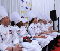 Candidates of US Pastry Competition