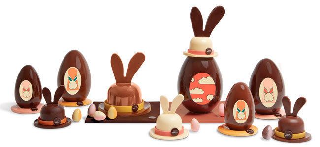 Mister Mystère, Marcolini's surrealist Easter collection