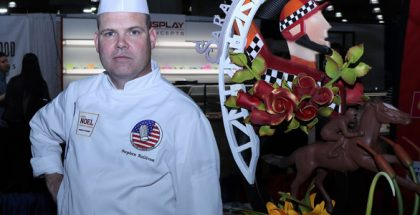 Stephen Sullivan winner US Pastry Competition