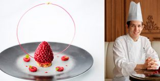 Lambert, Asia's Best Pastry Chef 2018,