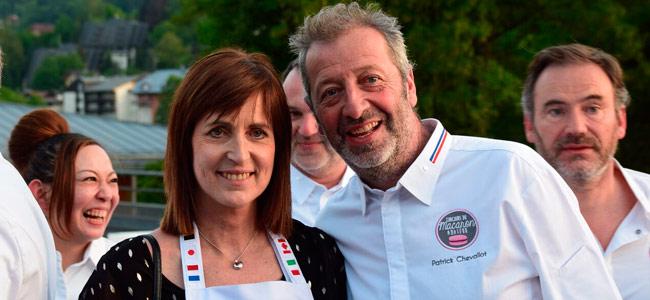 The Val d'Isère candidate wins the Concours Macaron Amateur