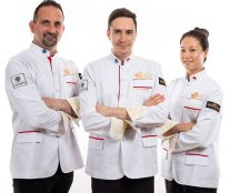 Australia's team (3rd place) Asian Pastry Cup 2018