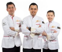 Singapore's team(2nd place) Asian Pastry Cup 2018