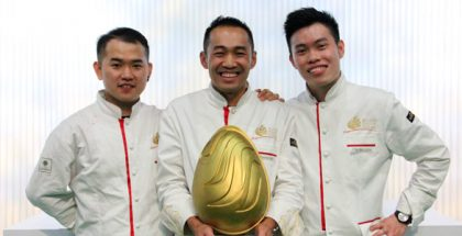 Malaysia, winners Asian Pastry Cup 2018